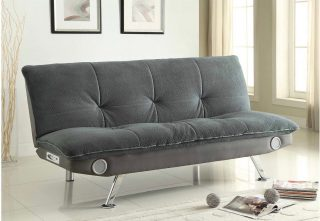 If you are looking something comfy and entertaining while you are designing a playroom or man cave, check out our Bluetooth Sofa Bed! 🌟 For sitting down, taking a nap, and blasting the house with your tunes, this sofa bed is worth your while. 🛋 🛏 Available for you at the sales price of $499.99! ✅ • • • #SupportSmallBusiness #ShopLocal #Vista #Escondido #SanMarcos #Carlsbad #Fallbrook #ValleyCenter #SanElijo #Oceanside #Poway #Encinitas #MiraMesa #SolanaBeach #DelMar #Temecula #ChulaVista #NationalCity #VistaCA #EscondidoCA #OrangeCounty #RiversideCounty #SanDiegoCounty #SanDiegoLife #SanDiego #SDViews #NorthCounty #SouthernCalifornia